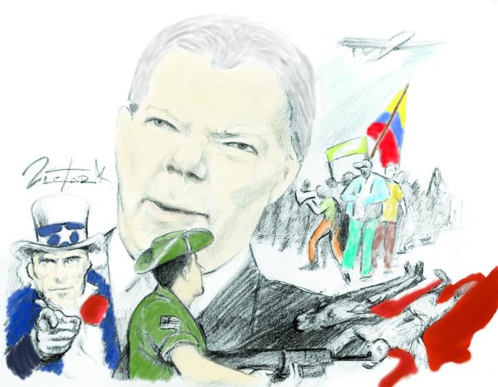 Ilustración: Víctor Camilo Cuartas