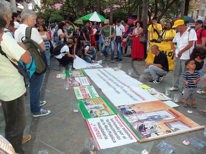 Martes por la salud y solidaridad con Palestina1