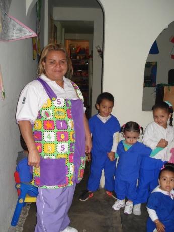 madres comunitarias