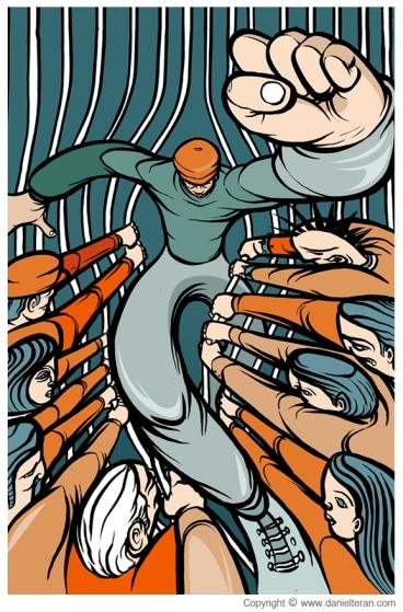 Ilustración: Daniel Teran