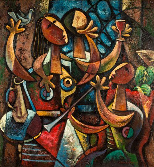 Festin- Mario Carreño Morales