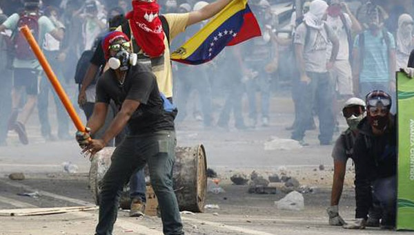 castigo del pueblo a la oposición