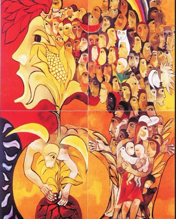 Grito de los excluidos 2000 - pavel Eguez