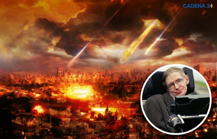 Stephen hawking y el fin del mundo