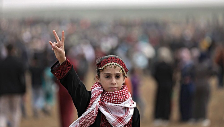 Land Day protests and clashes in Gaza