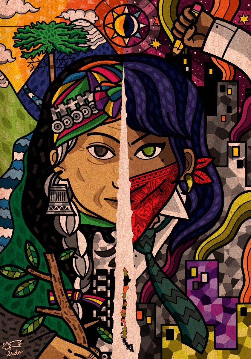 Editorial No 33: La resistencia como descolonización del pensamiento