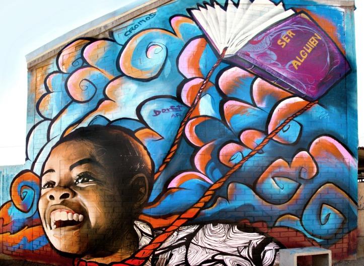 El Mural por la Educación - Denst Caracol Volador y Cromos.jpg