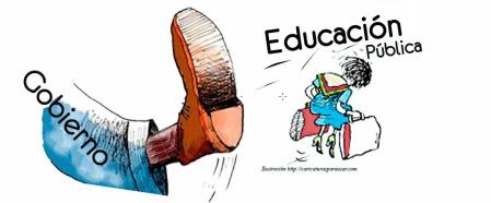 Desfinanciación-de-educación-pública