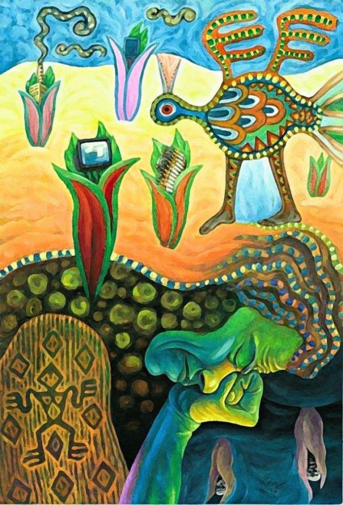 Pintura de Federico Boyd Sulapas